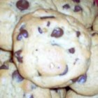 ABC (Absolute Best Chewy) Chocolate Chippers - This recipe is for when you want rich, chewy chocolate chip cookies chock-full of chocolate chips and toasted nuts.  I am happy to share my recipe with other chocolate chip cookie connoisseurs--visitors to this great website!  I guarantee professional bakery results if you follow this recipe as written.  Keep in mind, however, that each specific ingredient and step is important to ensure best results.  Many test batches were conducted in order to perfect this chewy recipe for a cookie you can really sink your teeth into.  If these cookies don't comfort you and make you happy (er, 'chipper'), I don't know what will!  Enjoy!