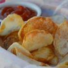 Salt and Vinegar Potatoes - Salt and vinegar potatoes are a similar version of the salt and vinegar potato chips, cooked on the stovetop.