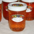 Quince Jelly - An old family recipe for quince jelly. Quince is a fruit related to apples and pears. It is quite tart, and cannot be eaten raw. This jelly is the perfect way to make use of the quince fruit.