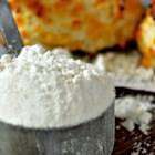 Bisquick(R) Substitute - Make your own baking mix like Bisquick(R) using this quick and easy 4-ingredient DIY recipe with ingredients you probably have on hand.