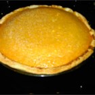 Vanilla Pumpkin Pie - This is my husband's favorite pumpkin pie. It's less spicy than traditional pumpkin pies so you can really taste the pumpkin flavor!