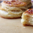 Butter Puff Biscuit Dough - Chef John's butter puff biscuit dough is a combination puff pastry and biscuit dough. It's similar to puff pastry but it's much easier to make.