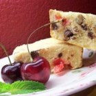 'So This Is What Heaven Tastes Like!' Cream Cheese Bars - Walnuts and maraschino cherries make this rich cream cheese bar cookie into a little taste of heaven.