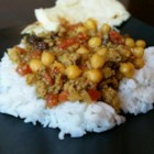 Indian Curry Main Dishes