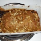 Melissa's Turkey Meatloaf - This is a nice and light meatloaf with simple ingredients and a wonderful flavor, topped with a can of condensed tomato soup as a sauce.