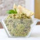 Vegan Squash Pesto - Fresh vegan pesto made with yellow squash, basil, spinach, and walnuts is quick and easy to prepare and goes well with almost anything!