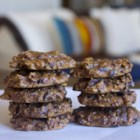 Skinny Girl Chocolate Chip Cookies - Chocolate chip cookies made with cocoa nibs, pureed prunes, and whole wheat pastry flour are a clean version of the traditional favorite.