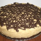 Peanut Butter Pie X - This is an easy pie to make, and it looks great for company.