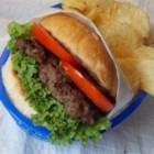 Chef John's Teriyaki Burgers - Chef John's Teriyaki Burgers have teriyaki flavors--soy sauce, sake, mirin, hot sauce--right inside the burger so there's no need to serve with messy sauce.