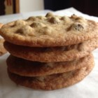 Chef John's Chocolate Chip Cookies - Crispy around the edges, chewy and chocolaty in the middle, and thin, oh so thin, Chef John's Chocolate Chip Cookies  come pretty close to perfection!