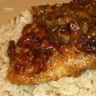 Maple Syrup Korean Teriyaki Chicken - Here is a great Korean Teriyaki recipe that is made with maple syrup instead of sugar. For a vegetarian version, use Chinese extra firm tofu.