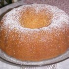 Momma's Wine Cake - This simple cake works perfectly during the holidays, on a buffet table or in a picnic basket! And you won't believe the aroma that comes from your oven during baking!  The alcohol bakes off and leaves just the flavor. It's very moist and has been a favorite birthday request in our house for over 20 years!