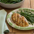 Lemon Pepper Grilled Chicken - Grilled chicken takes on a fresh and lively flavor when marinated in this zesty lemon and wine based mixture.
