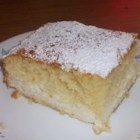 Ricotta Cake - Gussy up your yellow cake with this ricotta variation.