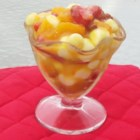 Marshmallow and Fruit Salad - The marshmallows in this unique, delicious fruit salad soak up the juice of canned mandarin oranges.