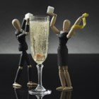 Original Champagne Cocktail - This classic drink dates back to the Civil War era and makes even a less expensive bottle of Champagne taste great with the addition of Angostura bitters and a sugar cube.