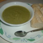 Cream of Asparagus Soup II - This is a very easy recipe to make and very yummy as well.
