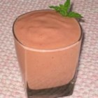 Papaya Surprise Smoothie - Papaya's sunny flavor is a great addition to banana and strawberry, the traditional smoothie favorites.