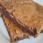 Brownies From Scratch - Chocolate brownies from scratch are quick and easy to prepare using 7 simple ingredients you probably already have on hand.