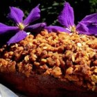 Banana Bread with Oat-Streusel Topping - This banana bread has sweet rolled oats streusel on top, and makes two loaves.