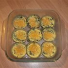 Vegetable Quiche Cups to Go