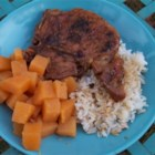 Brown Sugar Chops - Delicious easy way to bake pork chops even the kids love.