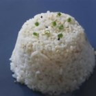 Asian Coconut Rice - I tried so many different ways to duplicate my favorite restaurant's coconut rice after they went out of business. This one is perfect!