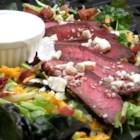 Beef and Pork Salads