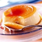 Brazilian Style Flan (Pudim de Leite Condensado) - A rich and creamy flan made with eggs and sweetened condensed milk.