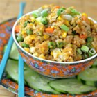 Special Fried Rice - This recipe delivers a twist on the fried rice typically found at a typical Chinese restaurant. It adapts easily to any meat you care to use with it and is done in a hurry.