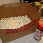 Daddy's Popcorn - You will never go back microwave popcorn after trying this range-top recipe.  It is made with oil, margarine, and seasoned salt.