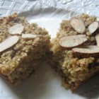 Easy Baked Oatmeal - An oatmeal breakfast that is more like a coffee cake. Its easy and my family just loves this! Its a one of our breakfast favorites.