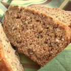Caribbean Zucchini Bread - This version of zucchini bread adds a Caribbean flair with the inclusion of coconut.