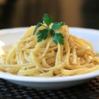 Buttered Noodles - Buttered noodles with Parmesan cheese is a simple meal that is also very quick and easy to prepare.