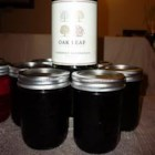Port Wine Jelly - Fredricksburg Texas has some of the best Texas wineries close by.  While experimenting with a great port I found there, I came up with this beautiful, jeweled jelly. It's easy to make for a gift basket.