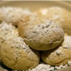 Dixie Sugar Cookies - This is my Mom's recipe. She is German and these are soft and cake like in texture and made with nutmeg.  They are one of our family's favorites!