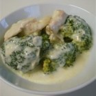 Old Time Chicken Divan - Chicken and broccoli luxuriate under a heavenly sherried cream sauce.