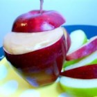 Caramel Apple Dip - A caramel cream cheese dip for apples or whatever!