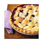 Mulberry Pie - I experimented with this and found it was well liked in my house. I have mulberries by the ton. Serve with ice cream.