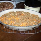Sweet Potato Casserole IV - A delicious alternative to candied sweet potatoes.