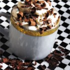 Cafe Latte Milkshake - A delightful coffee milkshake to pick you up on those hot days. If you feel like going to extreme measures, top it with a dollop of whipped cream and chocolate shavings.