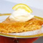 Love the Mama Lemon Bars - This delicate treat is made with fresh lemon and confectioners' sugar. Wonderful with tea.