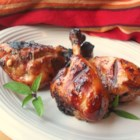 Chili Chicken - A tasty version of drumsticks with a bit of sweetness, and spiciness.