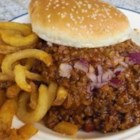 Ruby Drive Sloppy Joes - Sloppy Joes are extra saucy, extra spicy with the addition of chunky salsa. They're scrumptious served on soft potato rolls.