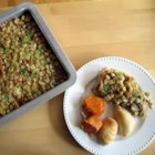 Photo of: Turkey and Stuffing Casserole - Recipe of the Day