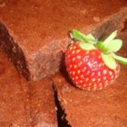 Photo of: Strawberry Brownies - Recipe of the Day