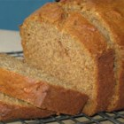 Apple Breakfast Bread - Warm sweet apple bread is perfect for breakfast or for a snack. I have enjoyed this recipe many times.