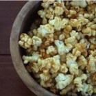 Microwave Caramel Popcorn - Caramel popcorn made in under 15 minutes with the miracle of the microwave. Easy and fun - not to mention delicious.