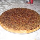 Paradise Pumpkin Pie II - This is a very rich and delicious version of the pumpkin pie. It has a cheesecake layer, a pumpkin custard layer, and is topped with caramelized pecans.  My aunt gave this recipe to me years ago, and I always get asked for the recipe.