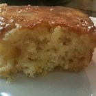 Pineapple Cake II - Very moist cake that is very good for a pot luck dinner.